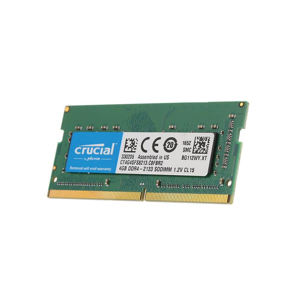 Crucial 4Gb SO-DIMM DDR4 2133MHz 1.2V