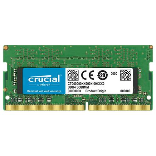 Crucial 4Gb SO-DIMM DDR4 2666MHz 1.2V