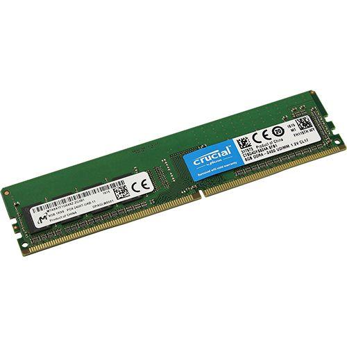 Crucial 8Gb DDR4 2400Mhz 1.2V