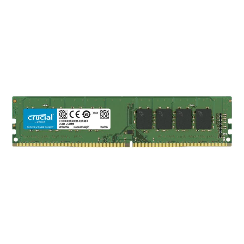 Crucial 8Gb DDR4 3200MHz UDIMM 1.2V