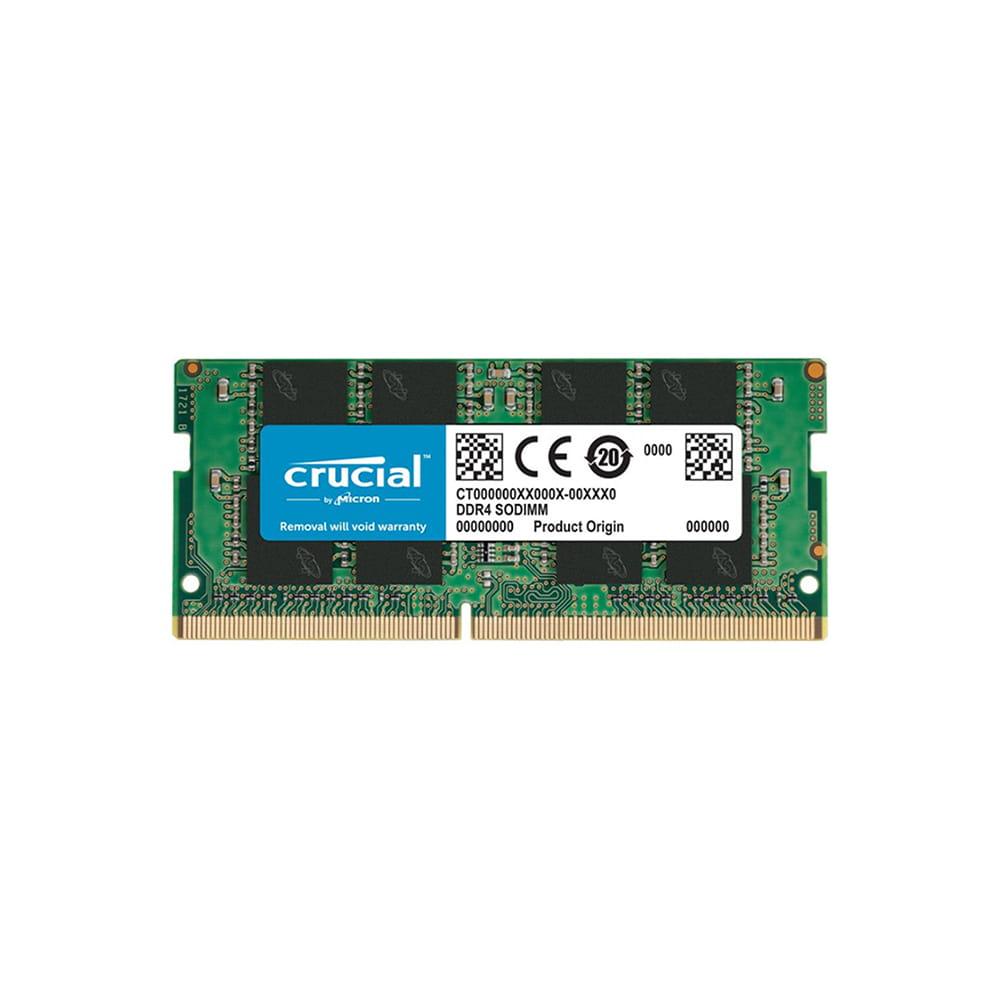 Crucial 8Gb SO-DIMM DDR4 3200MHz 1.2V