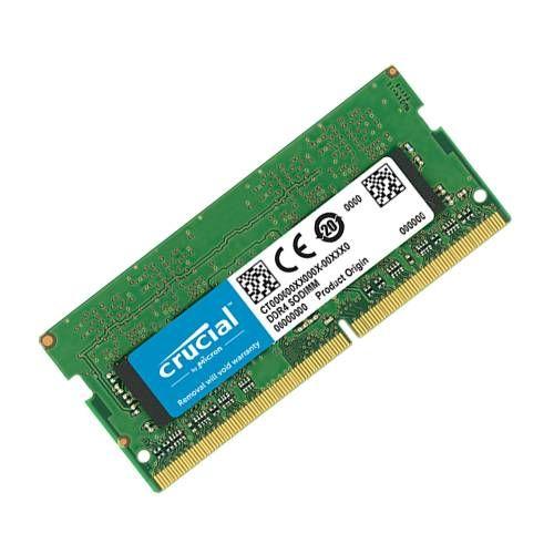 Crucial 8Gb SO-DIMM DDR4 2400MHz 1.2V