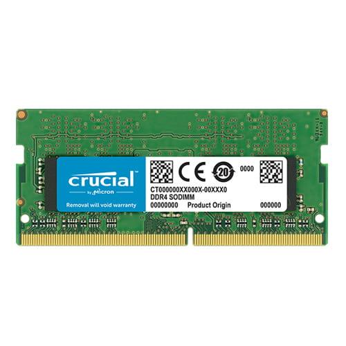 Crucial 8Gb SO-DIMM DDR4 2666MHz 1.2V