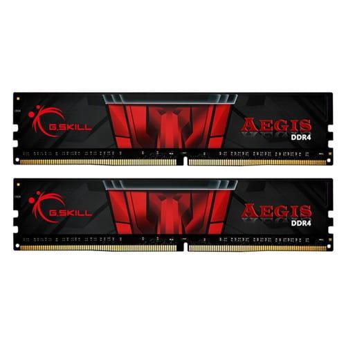 G.Skill Aegis 16Gb (2x 8Gb) DDR4 2400Mhz 1.2V