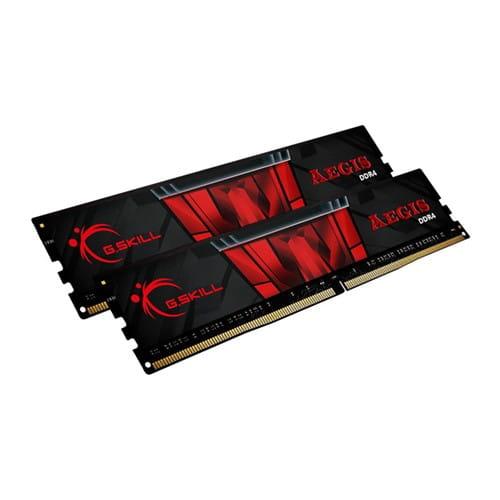 G.Skill Aegis 16Gb (2x 8Gb) DDR4 2666Mhz 1.2V