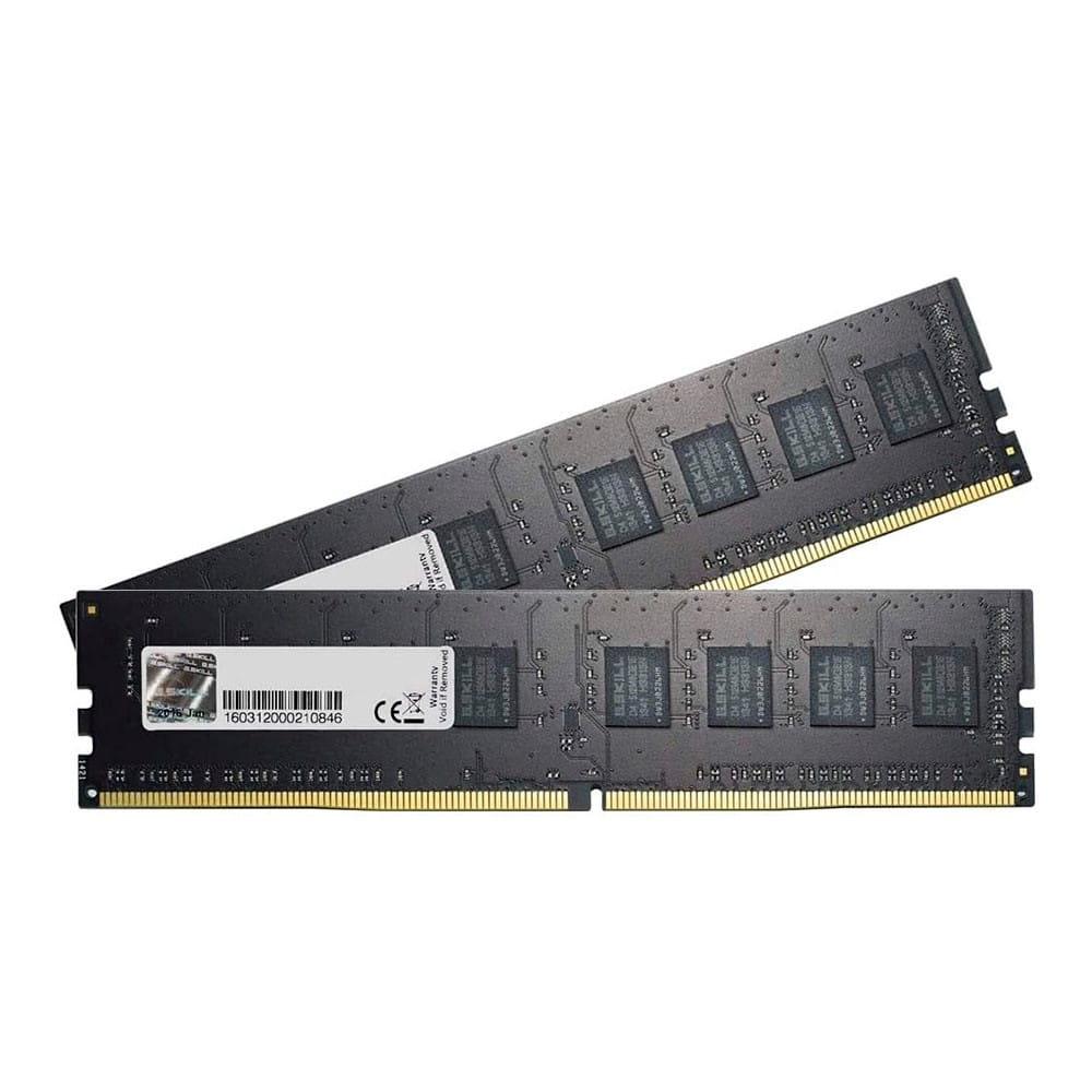 G.Skill 16Gb (2x 8Gb) DDR4 2666Mhz 1.2V
