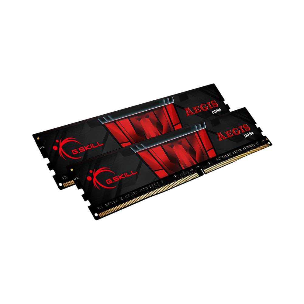 G.Skill Aegis 32Gb (2x 16Gb) DDR4 2666Mhz 1.20V
