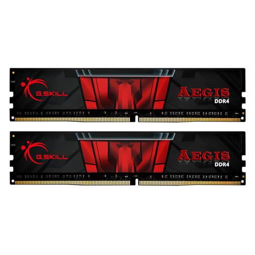 G.Skill Aegis 16Gb (2x 8Gb) DDR4 3000Mhz 1.35V