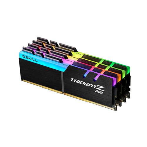 G.Skill Trident Z RGB 64Gb (4x 16Gb) DDR4 3000Mhz 1.35V