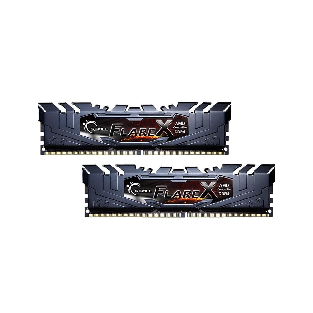 G.Skill Flare X 16Gb (2x 8Gb) DDR4 3200Mhz 1.35V