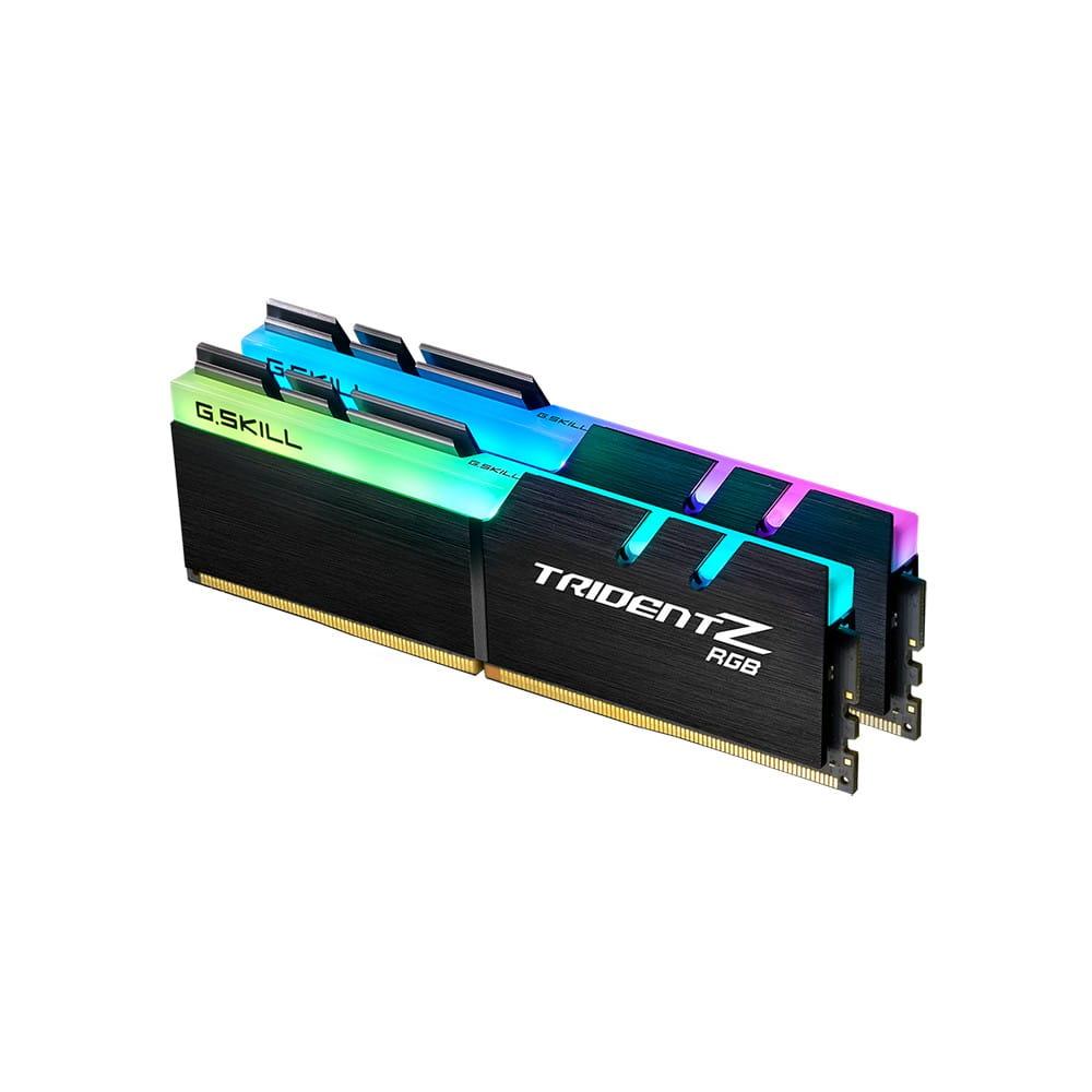 G.Skill Trident Z RGB 32Gb (2x 16Gb) DDR4 3200Mhz 1.35V