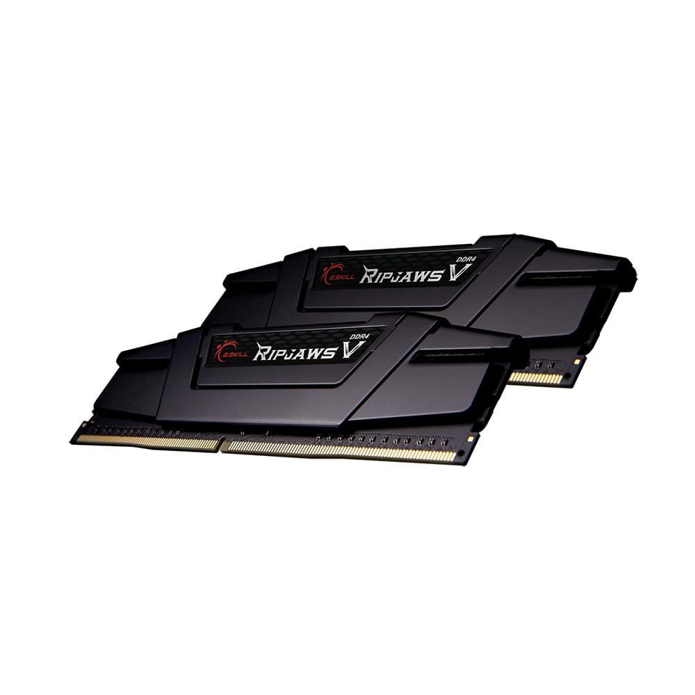 G.Skill Ripjaws V Negro 16Gb (2x 8Gb) DDR4 3200Mhz 1.35V