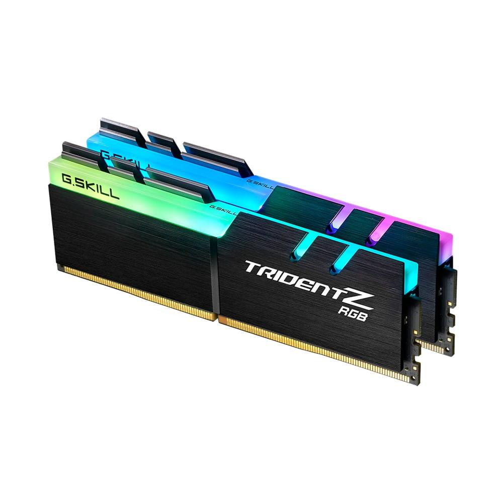 G.Skill Trident Z RGB 16Gb (2x 8Gb) DDR4 3600Mhz 1.35V CL18 AMD