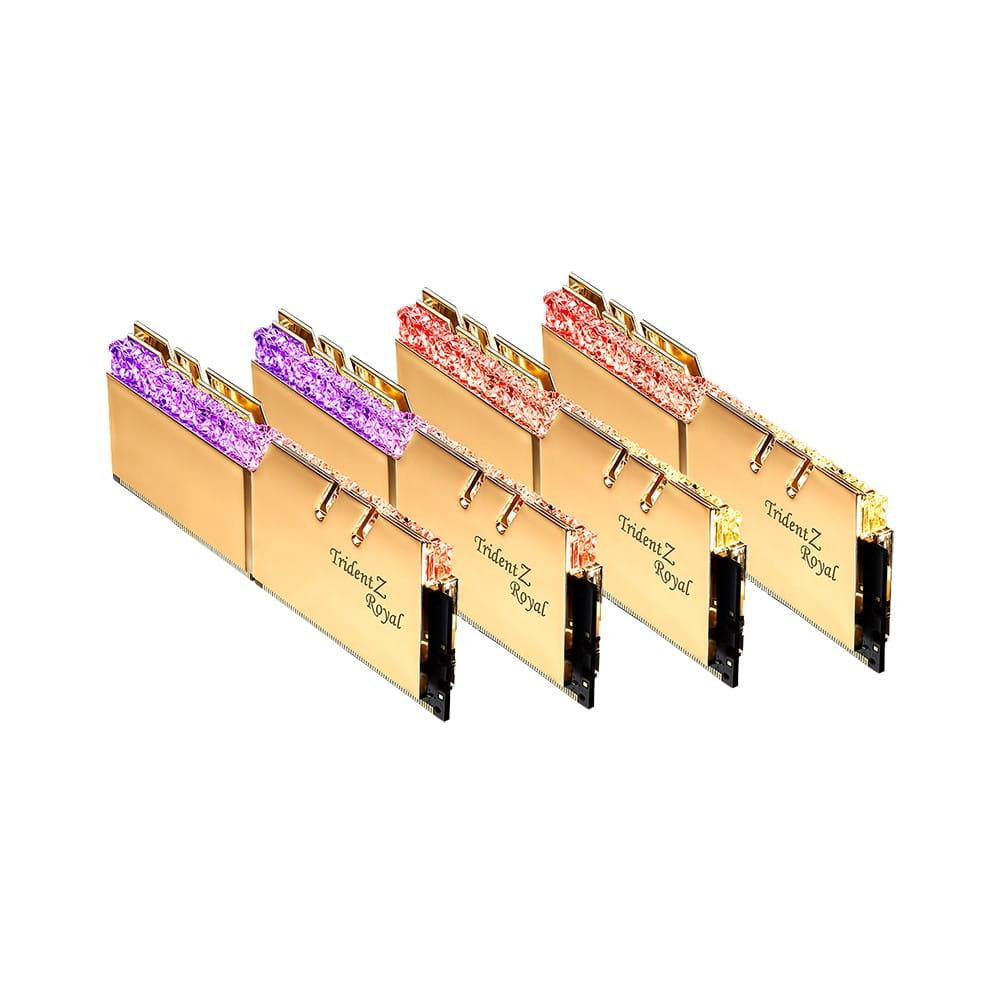 G.Skill Trident Z Royal 32Gb (4x 8Gb) DDR4 3600Mhz 1.35V