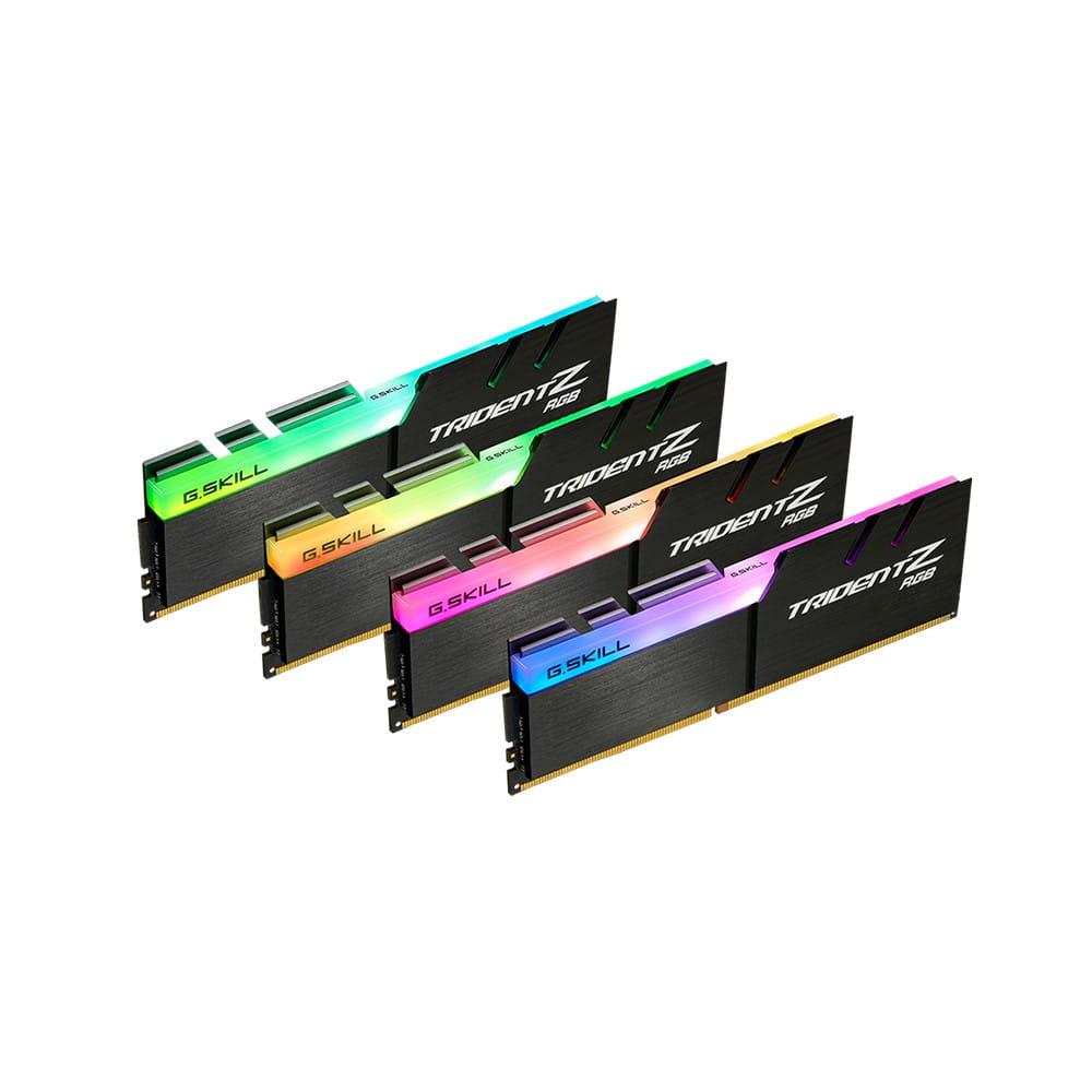 G.Skill Trident Z RGB 32Gb (4x 8Gb) DDR4 4000Mhz 1.35V