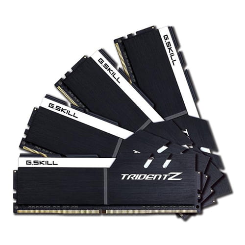G.Skill Trident Z 32Gb (4x 8Gb) DDR4 4000Mhz 1.35V