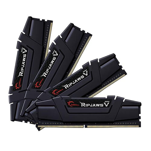 G.Skill Ripjaws V 32Gb (4x 8Gb) DDR4 4000Mhz 1.35V