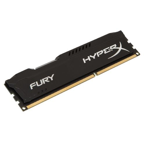 Kingston HyperX Fury Black 8Gb DDR3 1866Mhz 1.5V