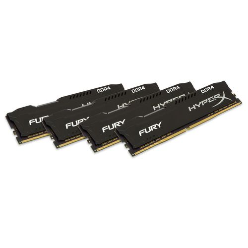 Kingston HyperX Fury16Gb DDR4 2400Mhz 1.2V