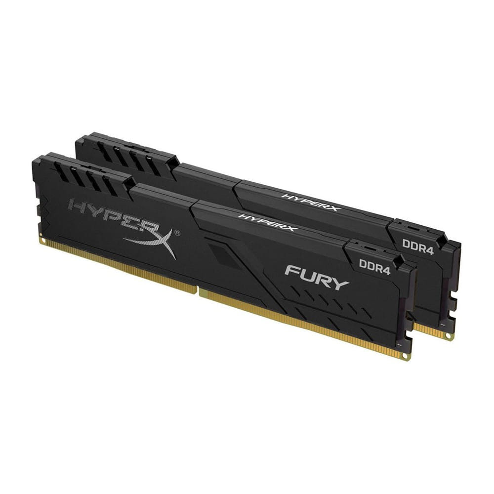 Kingston HyperX Fury 16Gb (2x 8Gb) DDR4 3000Mhz 1.35V