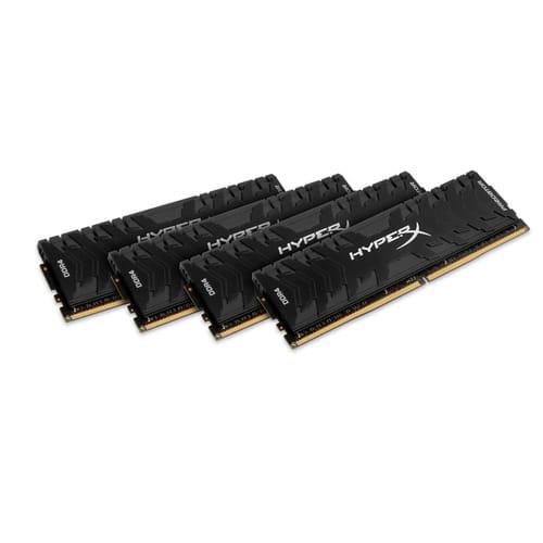 Kingston HyperX Predator 64Gb (4x16Gb) DDR4 3000Mhz 1.35V