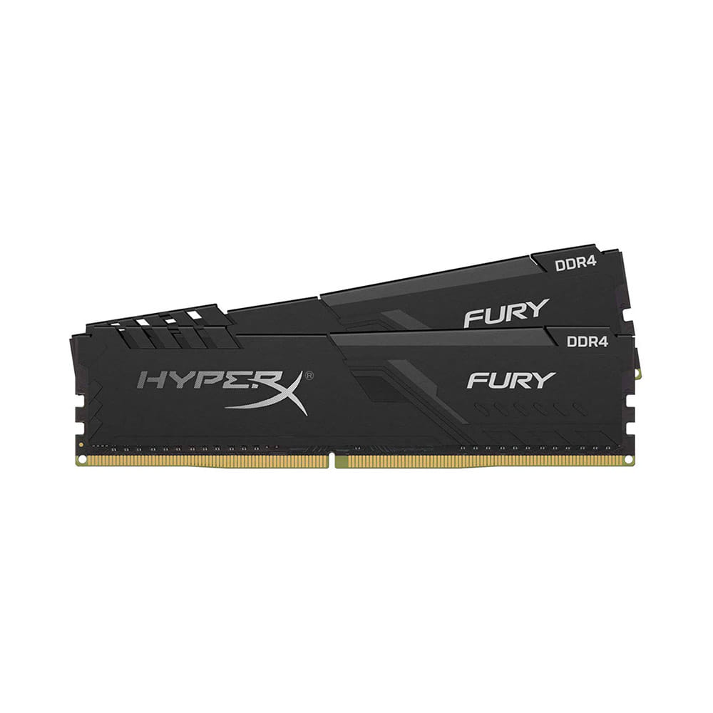 Kingston HyperX Fury 32Gb (2x 16Gb) DDR4 3200Mhz 1.2V, 1.35V