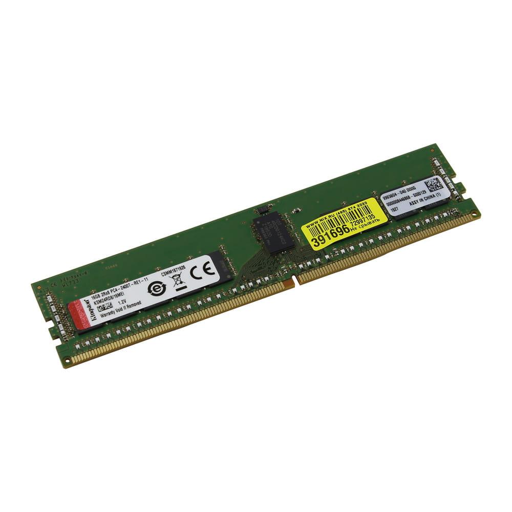 Kingston Server Premier 16Gb DDR4 2400Mhz 1.2V ECC