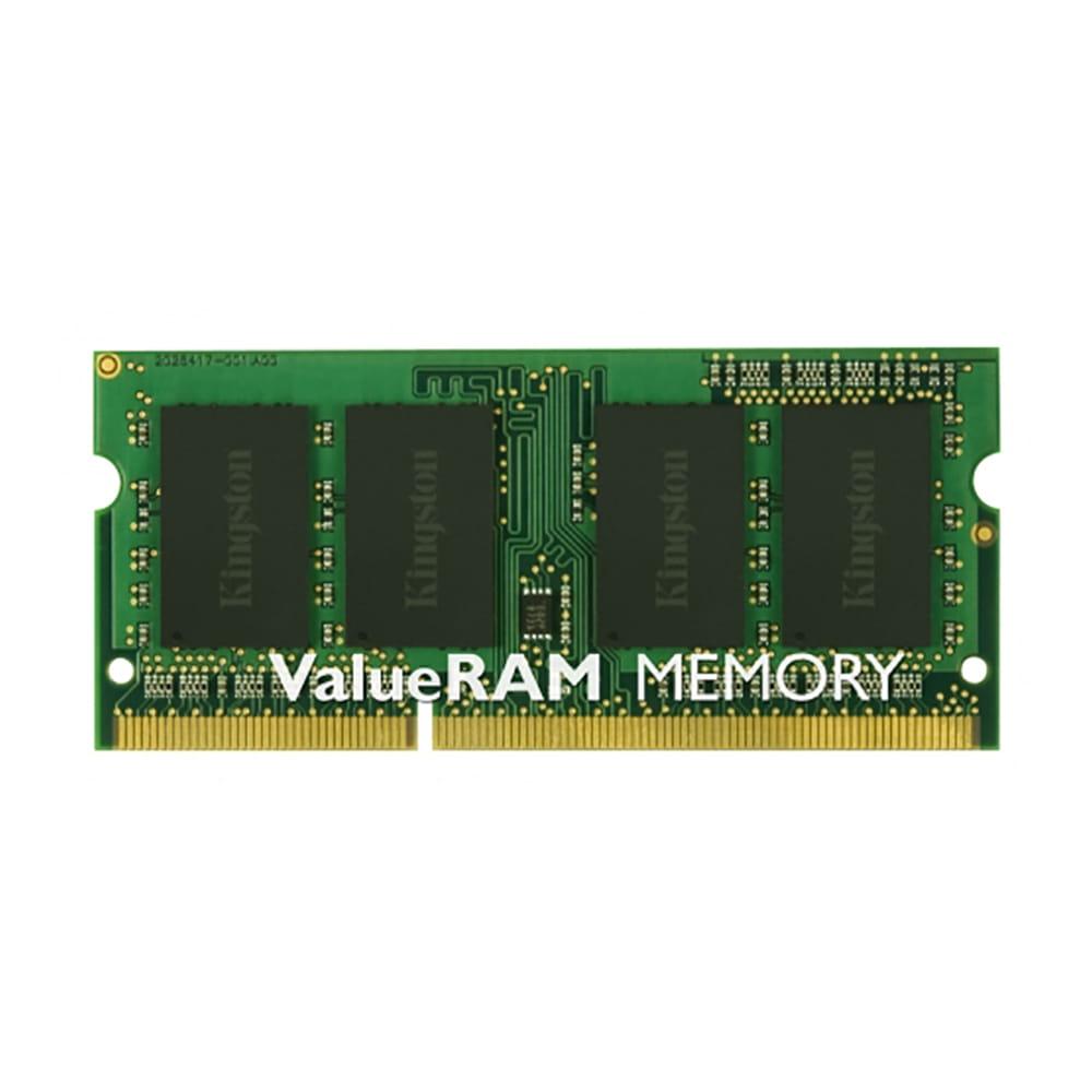 Kingston 2Gb SO-DIMM DDR-3 (portatil) 1333MHz  (Doble Cara)