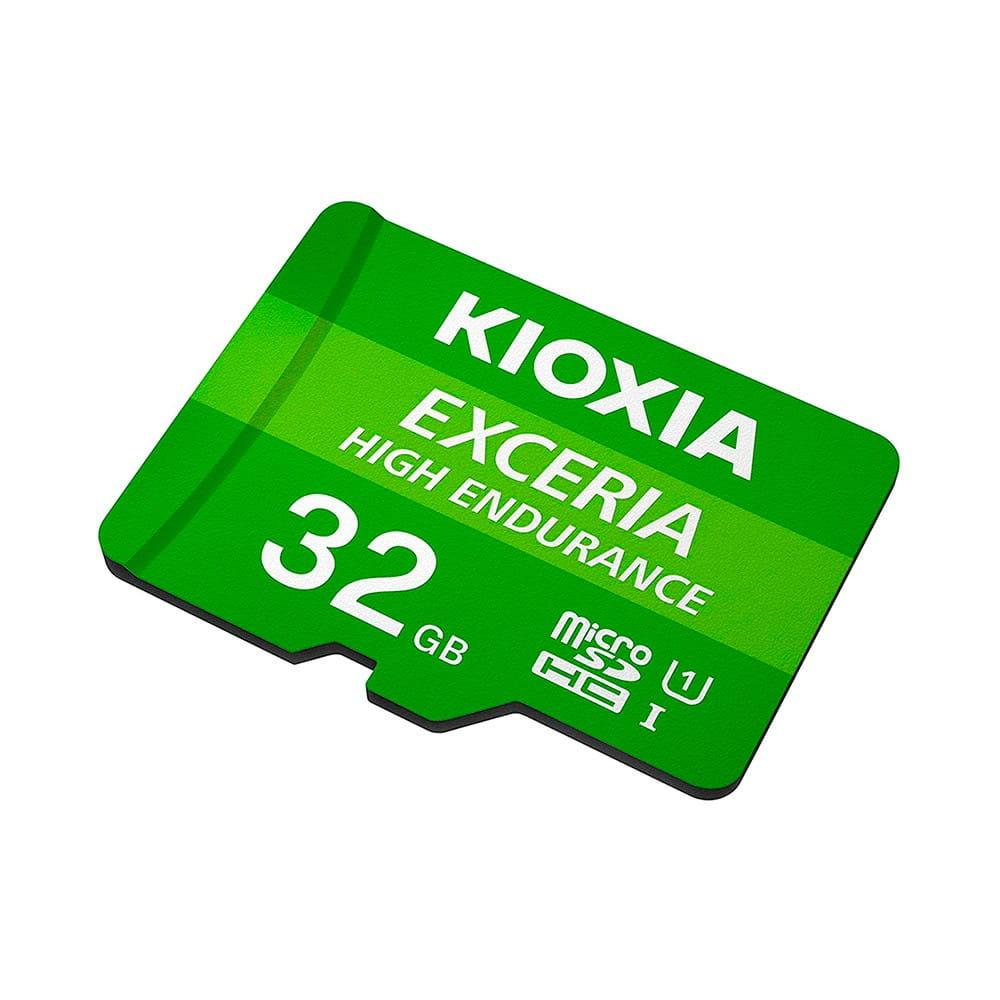 Kioxia Exceria High Endurance MicroSD 32Gb UHS-I