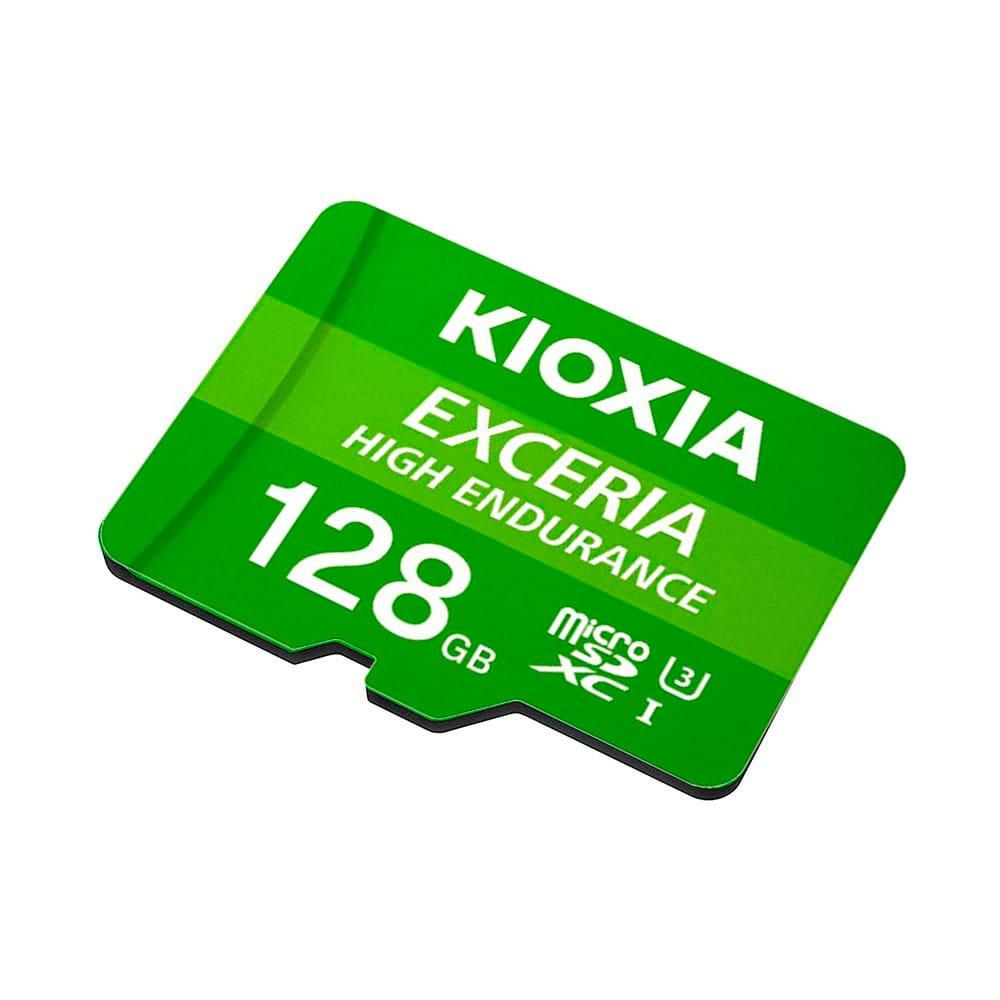 Kioxia Exceria High Endurance MicroSD 128Gb UHS-I
