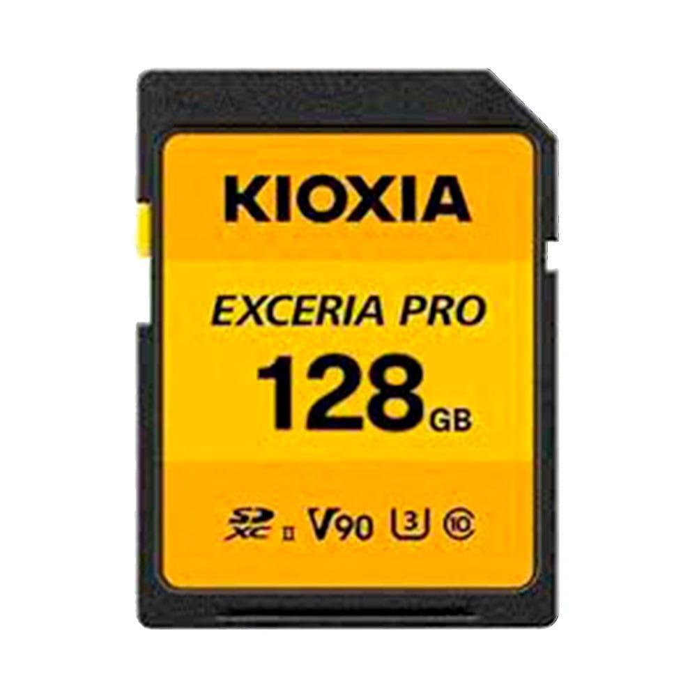 Kioxia Exceria Pro U3 V90 SD 128Gb UHS-II