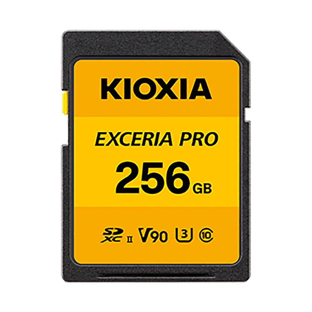 Kioxia Exceria Pro U3 V90 SD 256Gb UHS-II