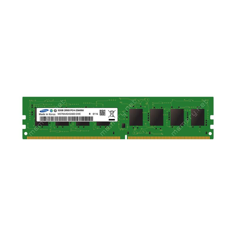 Samsung 32Gb DDR4 UDIMM 3200Mhz 1.2V
