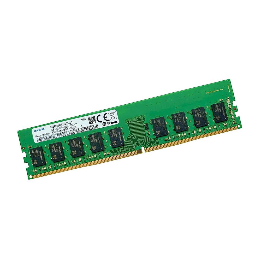 Samsung 8Gb DDR4 2400Mhz UDIMM 1.2V ECC