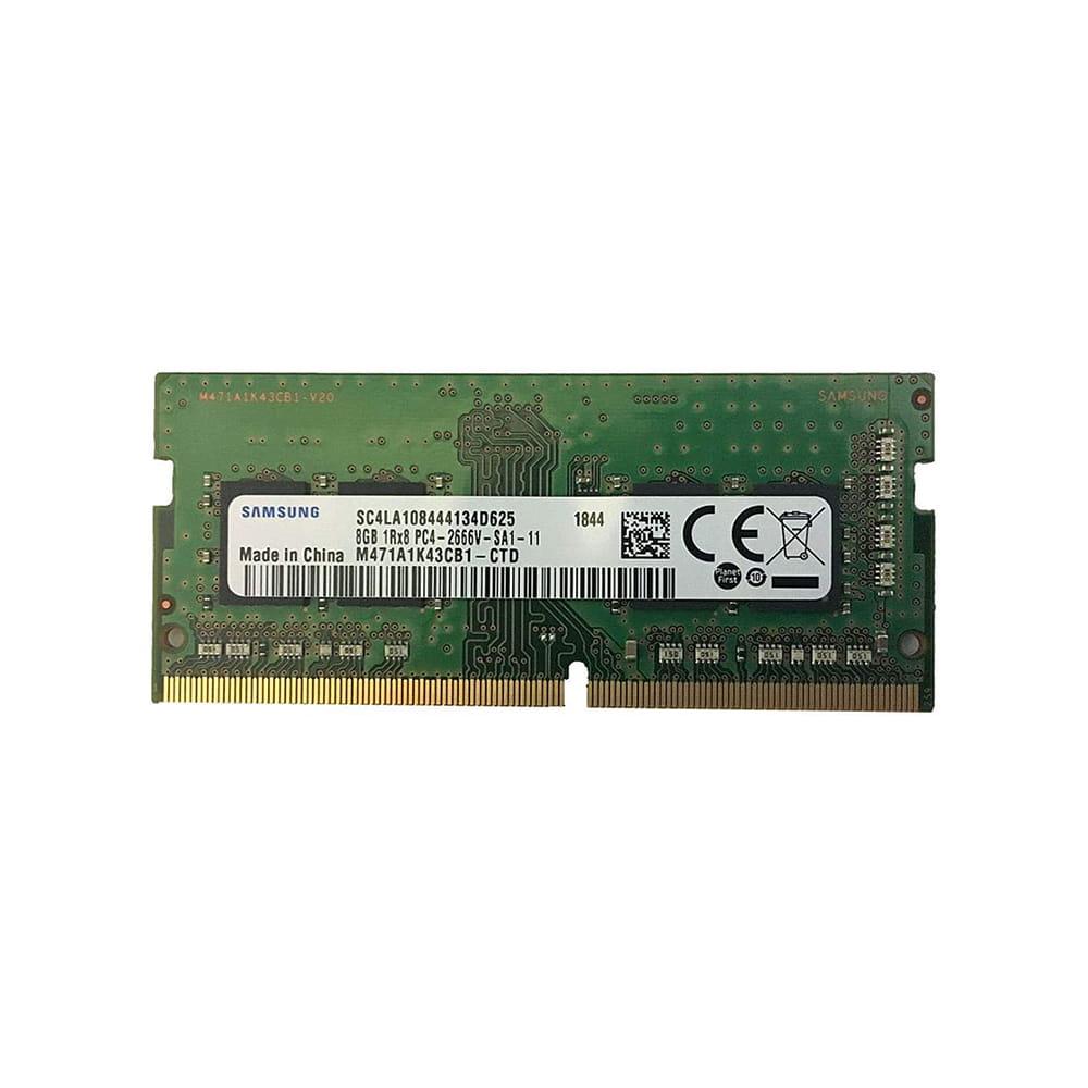 Samsung 8Gb SO-DIMM DDR4 2666Mhz 1.2V