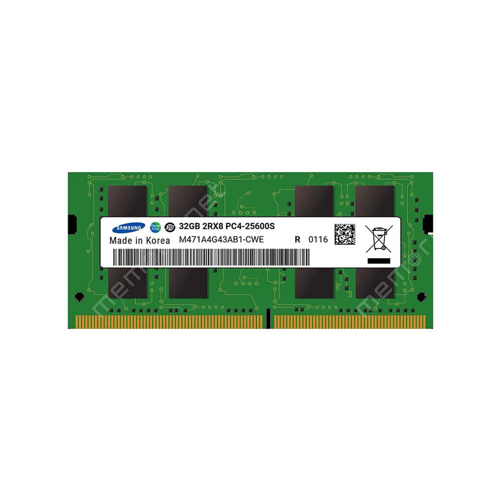 Samsung 32Gb So-DIMM DDR4 3200Mhz 1.2V