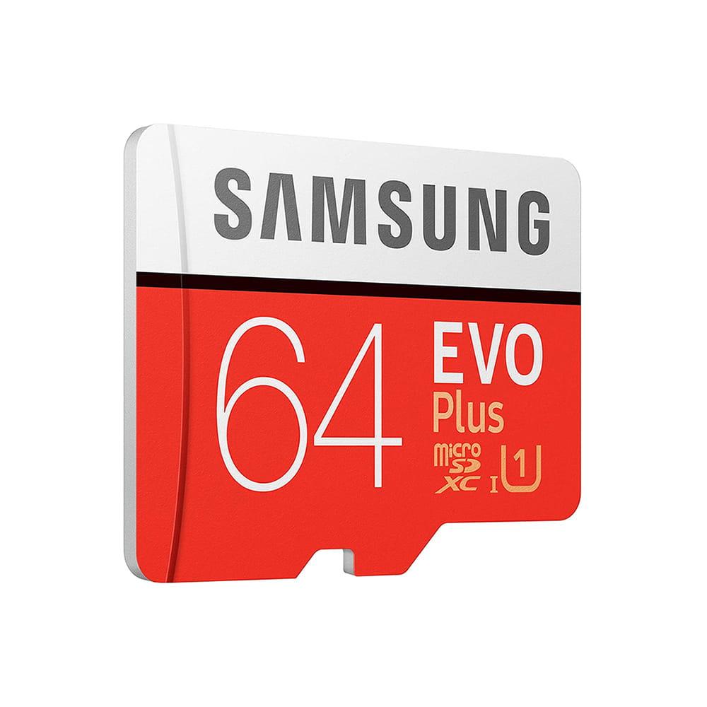 Samsung Evo Plus MicroSDXC 64Gb Clase 10