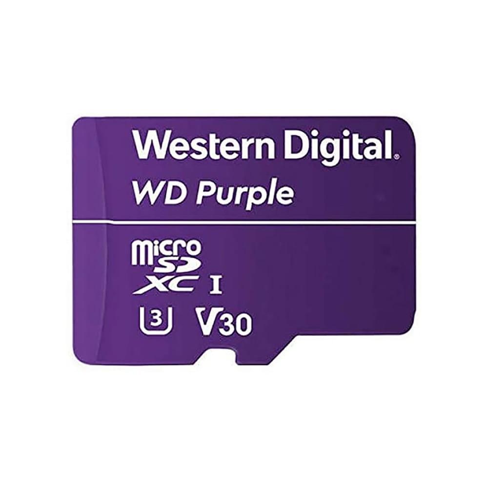 WD Purple 128Gb MicroSDXC UHS-I U1 Clase 10