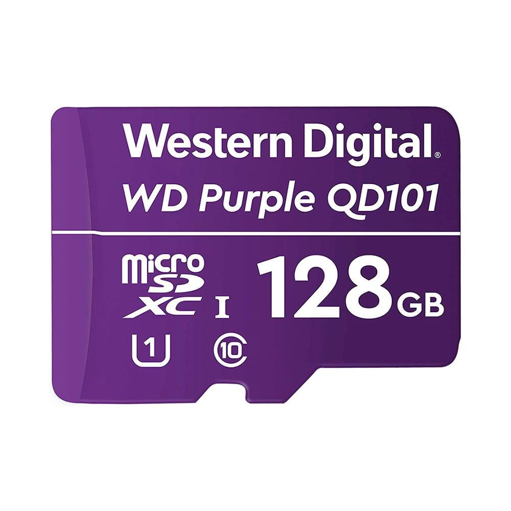 WD Purple 512Gb MicroSDXC UHS-I U1 Clase 10