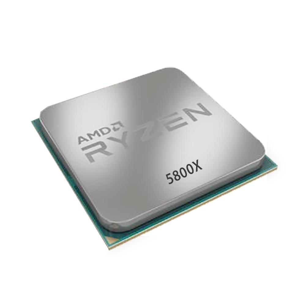 Amd Ryzen 7 5800X 4.7Ghz. Socket AM4. TRAY