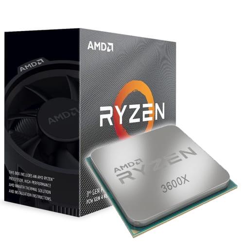 Amd Ryzen 5 3600X 3.8Ghz AM4
