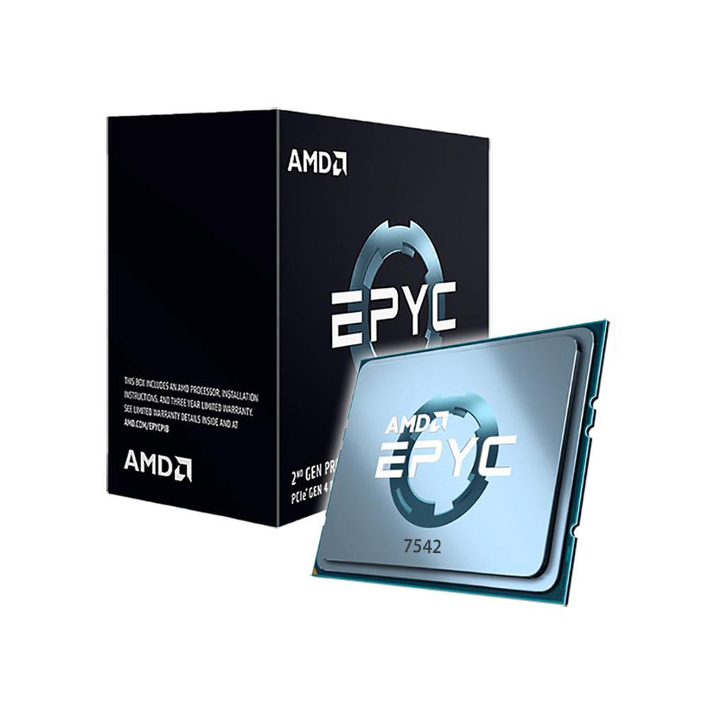 Amd EPYC 7542 2.9Ghz. Socket SP3