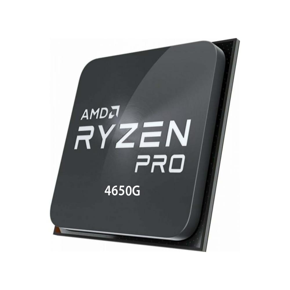 Amd Ryzen 5 Pro 4650G 3.7Ghz. Socket AM4. TRAY
