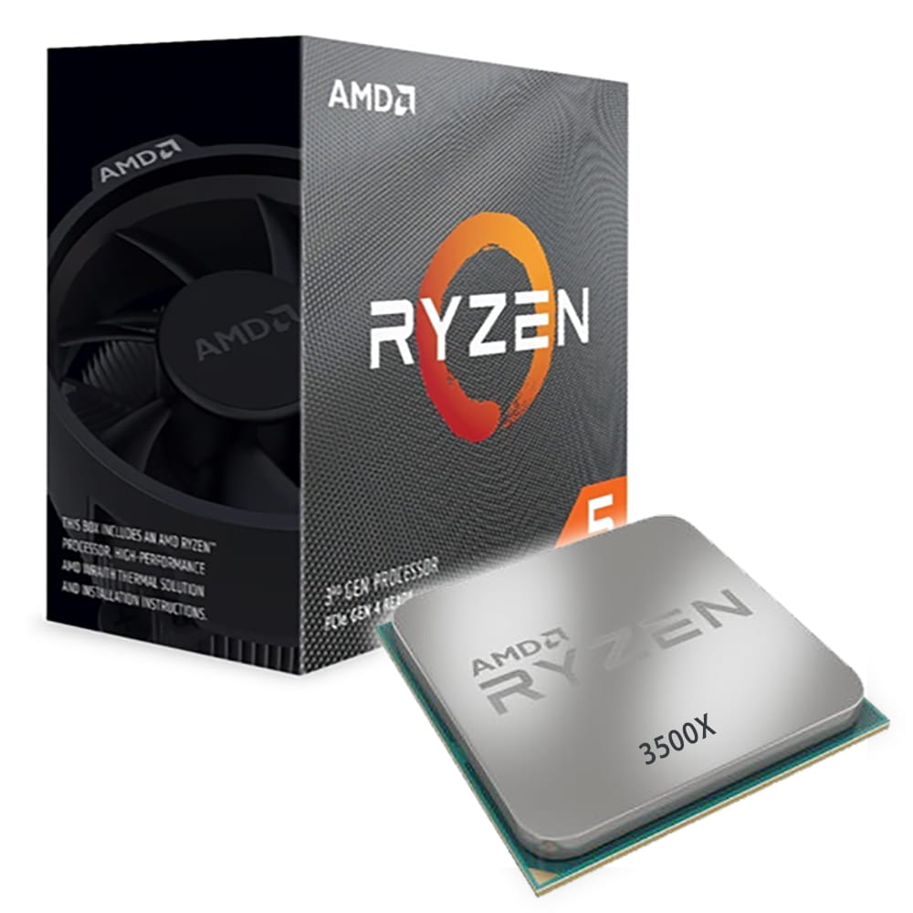 Amd Ryzen 5 3500X 3.6Ghz AM4