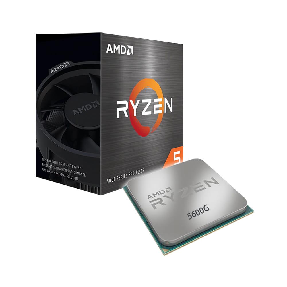 Amd Ryzen 5 5600G 3.9Ghz. Socket AM4.
