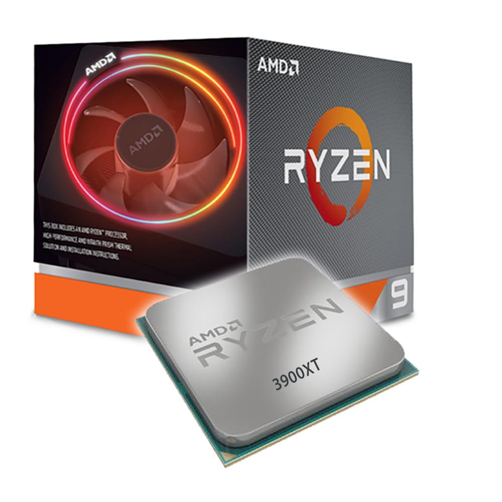Amd Ryzen 9 3900XT 4.70Ghz. Socket AM4.