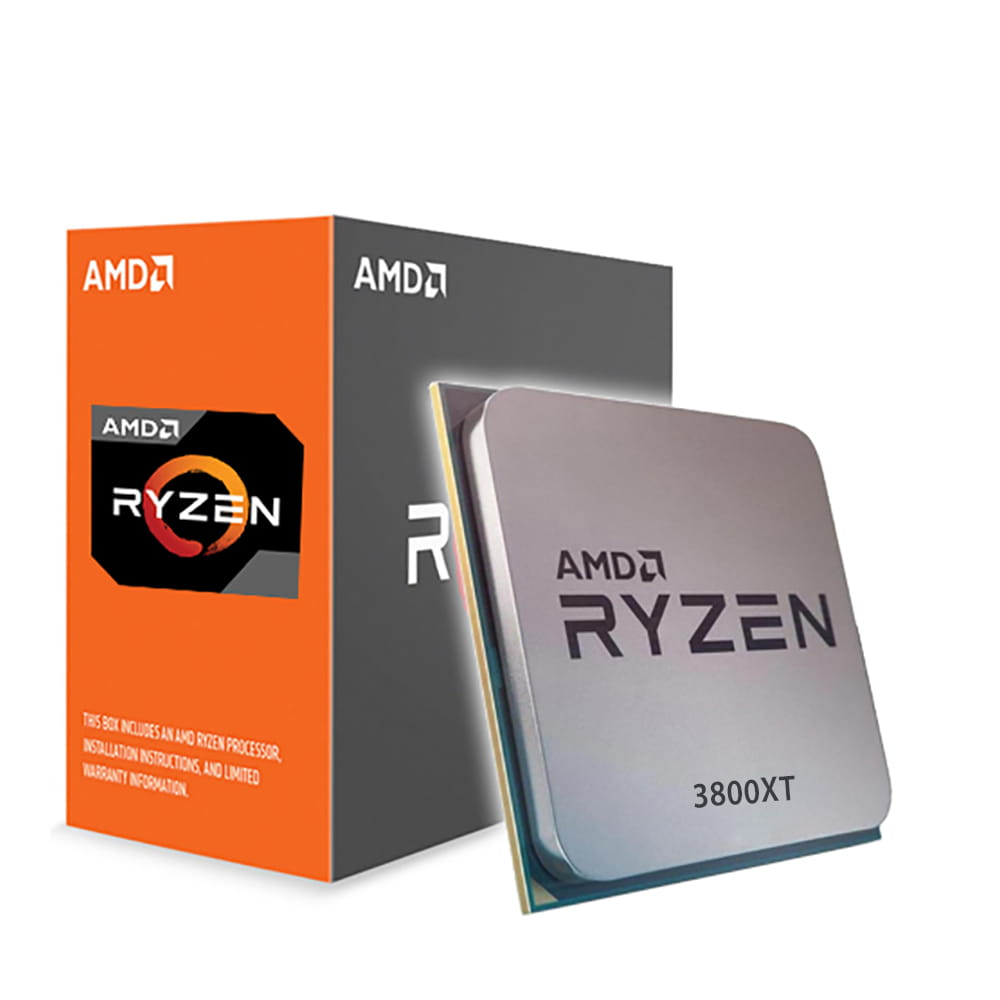 Amd Ryzen 7 3800XT 3.9Ghz. Socket AM4.