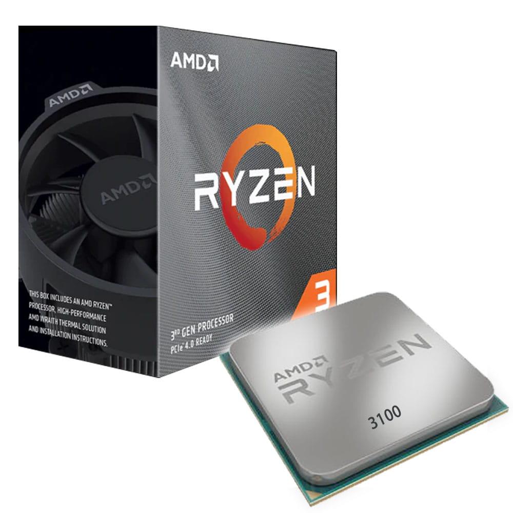 Amd Ryzen 3 3100 3.6Ghz. Socket AM4.