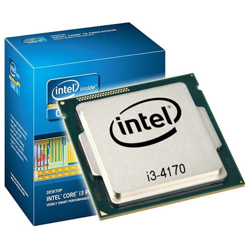 INTEL CORE I3-4170 3.60GHZ 1150 REFURBISHED