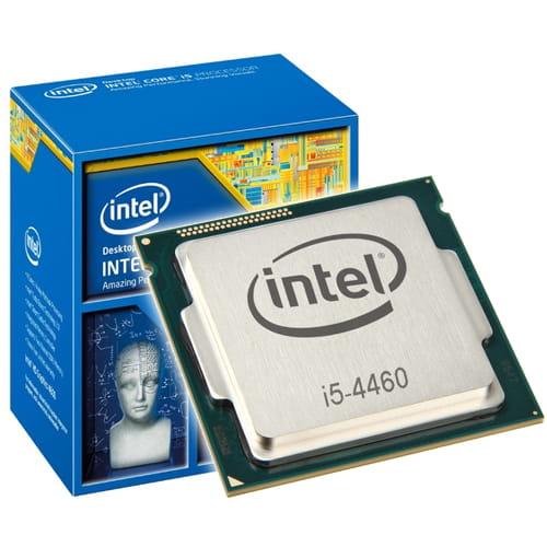 Intel Core I5-4460 3,20Ghz, 1150